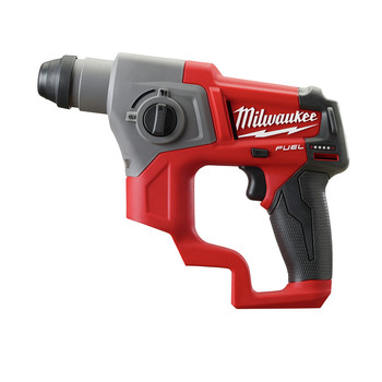 Factory Reconditioned Milwaukee 2416-80 M12 FUEL Cordless Lithium-Ion 5/8 in. SDS Plus Rotary Hammer (Tool Only) image number 1