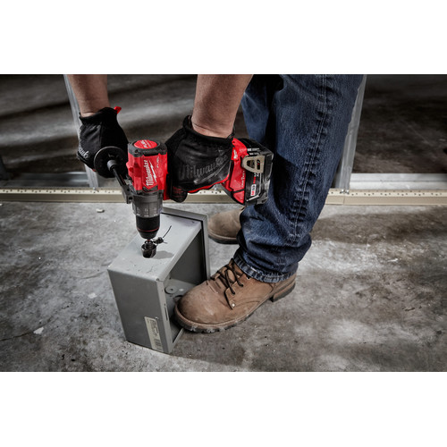 Milwaukee 2805-22 M18 FUEL Lithium-Ion 1/2 in. Cordless Drill Driver Kit with ONE-KEY (5 Ah) image number 6