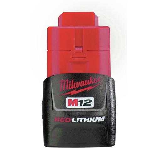 Factory Reconditioned Milwaukee 2494-82 M12 12V Lithium-Ion 3/8 in. Drill Driver and Impact Driver Combo Kit image number 3