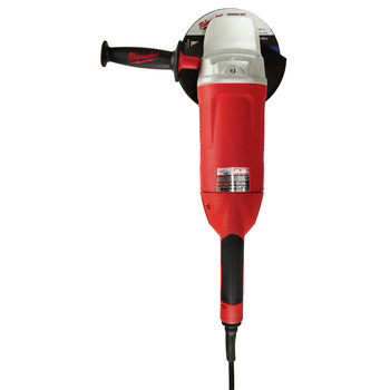 Milwaukee 6088-30 7 in./9 in. Large Angle Grinder with Lock-On Button image number 2