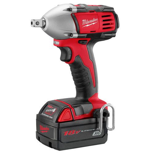 Milwaukee 2651-22 M18 18V Cordless 3/8 in. Lithium-Ion Impact Wrench