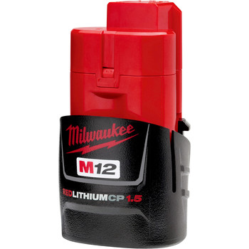 Milwaukee 2471-21 M12 12V Cordless Lithium-Ion Copper Tubing Cutter (1 Battery) image number 2