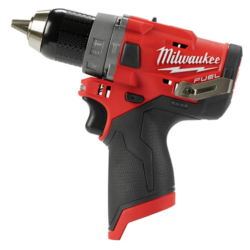 Milwaukee 2504-20 M12 FUEL Lithium-Ion 1/2 in. Cordless Hammer Drill (Tool Only) image number 0