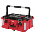 Milwaukee 48-22-8426-8425-8450 PACKOUT 3pc Kit Rolling Tool Box, Large Tool Box, and Tool Case with Foam Insert image number 1