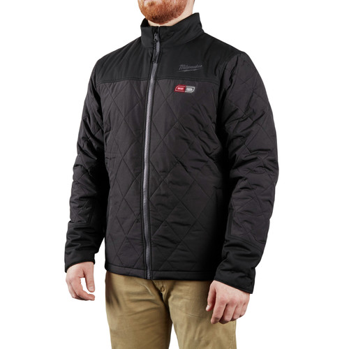 Milwaukee 203B-203X M12 12V Li-Ion Heated AXIS Jacket (Jacket Only) - 3XL image number 0