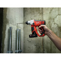 Milwaukee 2412-22XC M12 Lithium-Ion 1/2 in. SDS Plus Rotary Hammer Kit with 2 XC Batteries image number 5
