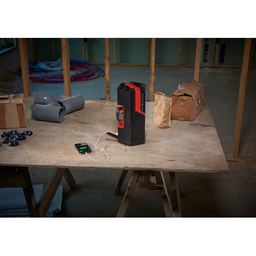 Milwaukee 2891-20 M18/M12 Wireless Jobsite Speaker image number 7