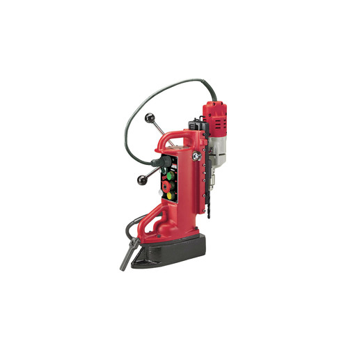 Milwaukee 4204-1 1/2 in. Adjustable Position Base Magnetic Drill Press image number 0