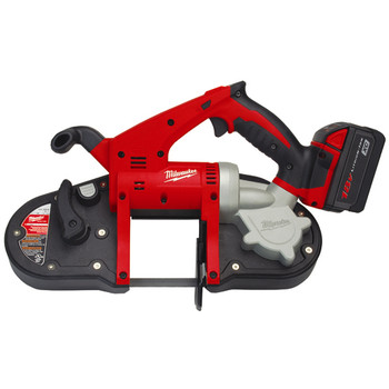 Factory Reconditioned Milwaukee 2629-82 M18 Lithium-Ion Portable Band Saw Kit image number 0