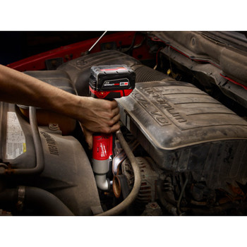 Milwaukee 2667-22 M18 Lithium-Ion 1/4 in. 2-Speed Right Angle Impact Driver Kit image number 5