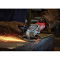 Factory Reconditioned Milwaukee 6142-831 4-1/2 in. Small Angle Grinder No-Lock image number 4