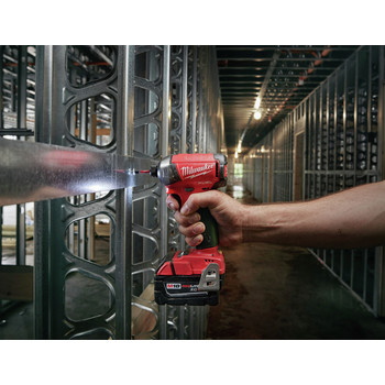 Milwaukee 2760-22 M18 FUEL SURGE 5.0 Ah 1/4 in. Hex Hydraulic Impact Driver Kit image number 13