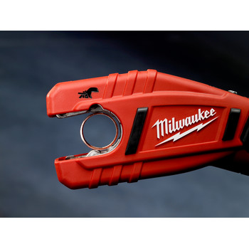 Milwaukee 2471-21 M12 12V Cordless Lithium-Ion Copper Tubing Cutter (1 Battery) image number 6