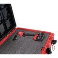 Milwaukee 48-22-8426-8425-8450 PACKOUT 3pc Kit Rolling Tool Box, Large Tool Box, and Tool Case with Foam Insert image number 12