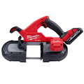Milwaukee 2829-22 M18 FUEL Lithium-Ion Compact 3-1/4 in. Cordless Band Saw Kit (3 Ah) image number 10