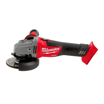 Milwaukee 2781-20 M18 FUEL Lithium-Ion 4-1/2 in. - 5 in. Slide Switch Grinder with Lock-On (Tool Only) image number 1