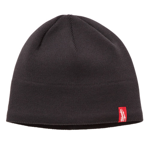 Milwaukee 502G Fleece Lined Knit Hat (Gray)