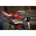 Milwaukee 2734-21 M18 FUEL Lithium-Ion Brushless Dual Bevel Sliding 10 in. Cordless Compound Miter Saw Kit (8 Ah) image number 10
