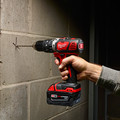 Factory Reconditioned Milwaukee 2607-82 M18 Lithium-Ion XC 1/2 in. Cordless Hammer Drill Driver Kit (3 Ah) image number 8