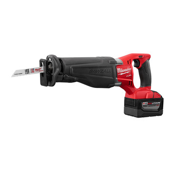 Milwaukee 2720-22HD M18 FUEL SAWZALL Reciprocating Saw Kit image number 1