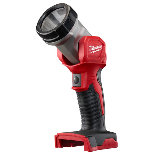 Milwaukee 2656-21L M18 18V Cordless Lithium-Ion 1/4 in. Hex Impact Driver Kit with Free LED Work Light image number 4