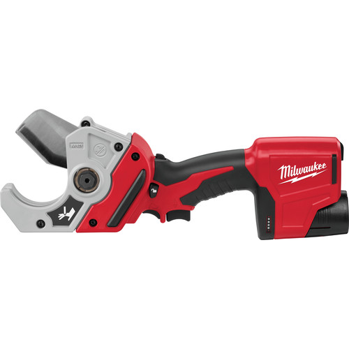 Milwaukee 2470-21 M12 12V Cordless Lithium-Ion PVC Shear Kit image number 2