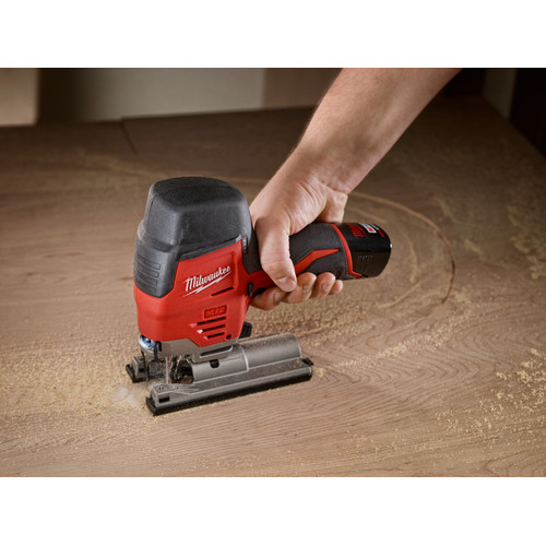 Factory Reconditioned Milwaukee 2445-80 M12 12V Cordless Lithium-Ion High Performance Jig Saw (Tool Only) image number 6
