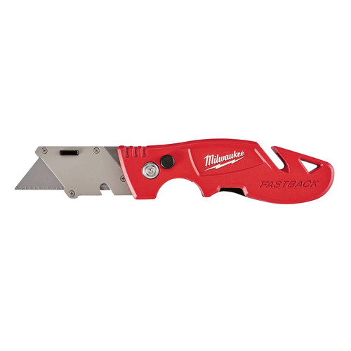 Milwaukee 48-22-1903 Fastback Flip Utility Knife with Blade Storage