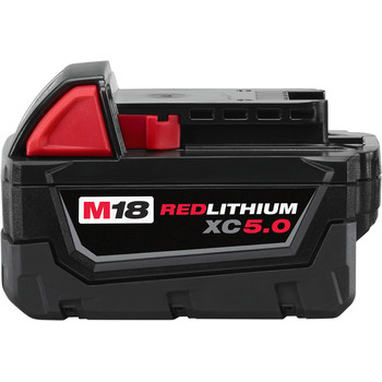 Milwaukee 2806-22 M18 FUEL Lithium-Ion 1/2 in. Cordless Hammer Drill Kit with ONE-KEY (5 Ah) image number 2