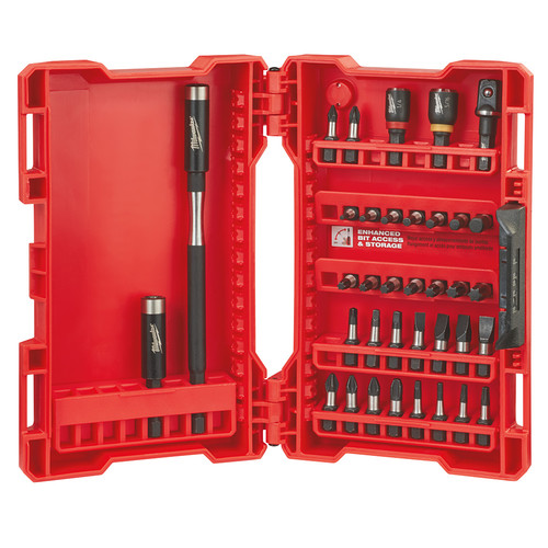 Milwaukee 48-32-4005 SHOCKWAVE 36 Pc Impact Driver Bit Set image number 0