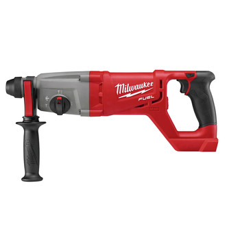 Factory Reconditioned Milwaukee 2713-80 M18 18V Cordless Lithium-Ion 1 in. SDS Plus D-Handle Rotary Hammer (Tool Only) image number 1