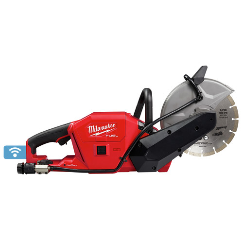 Milwaukee 2786-22HD M18 FUEL Lithium-Ion 9 in. Cut-Off Saw Kit with ONE-KEY (12 Ah) image number 4