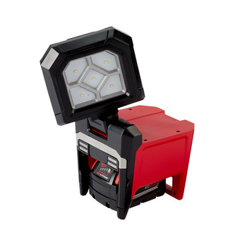 Milwaukee 2365-21P M18 ROVER Cordless Mounting Flood Light Starter Kit (5 Ah)