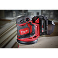 Milwaukee 2648-2723-BNDL M18 Random Orbit Sander Kit and M18 FUEL Cordless Lithium-Ion Compact Router image number 8