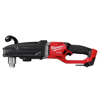 Milwaukee 2809-20 M18 FUEL SUPER HAWG Lithium-Ion 1/2 in. Cordless Right Angle Drill (Tool Only)