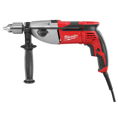 Milwaukee 5380-21 1/2 in. Heavy-Duty Hammer Drill with Case