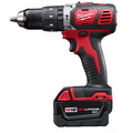 Factory Reconditioned Milwaukee 2607-82 M18 Lithium-Ion XC 1/2 in. Cordless Hammer Drill Driver Kit (3 Ah) image number 2