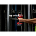 Milwaukee 2607-22 M18 Lithium-Ion XC Compact 1/2 in. Cordless Hammer Drill Driver Kit (3 Ah) image number 3