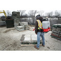 Milwaukee 2820-21CS M18 SWITCH TANK 4-Gallon Backpack Concrete Sprayer Kit image number 15