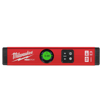 Milwaukee MLDIG14 14 in. REDSTICK Digital Level with PINPOINT Measurement Technology image number 2