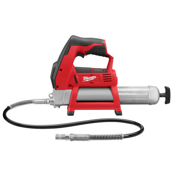 Milwaukee 2446-20 M12 12V Cordless Lithium-Ion Grease Gun (Tool Only)