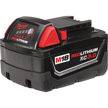 Milwaukee 2612-21 M18 Lithium-Ion 5/8 in. SDS-Plus Rotary Hammer Kit image number 4