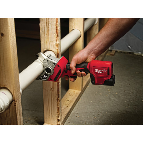 Milwaukee 2470-20 M12 12V Cordless Lithium-Ion PVC Shear (Tool Only) image number 2