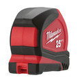 Milwaukee 48-22-6625 25 ft. Compact Tape Measure image number 1
