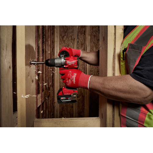 Milwaukee 2806-20 M18 FUEL Lithium-Ion 1/2 in. Cordless Hammer Drill with ONE-KEY (Tool Only) image number 4