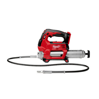 Milwaukee 2646-20 M18 18V Cordless Lithium-Ion 2-Speed Grease Gun (Tool Only) image number 0