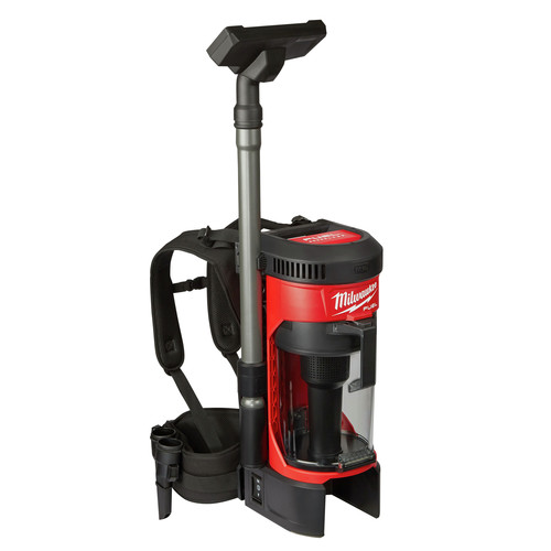 Milwaukee 0885-20 M18 FUEL 3-in-1 Backpack Vacuum (Bare Tool)