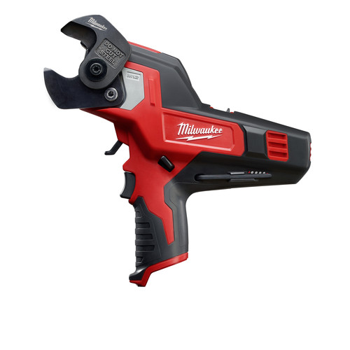 Milwaukee 2472-20 M12 12V Cordless Lithium-Ion 600 MCM Cable Cutter (Tool Only)
