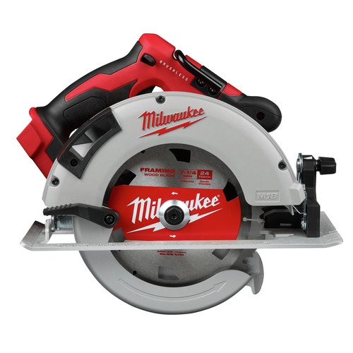 Factory Reconditioned Milwaukee 2631-80 M18 Brushless 7-1/4 in. Circular Saw (Tool Only)