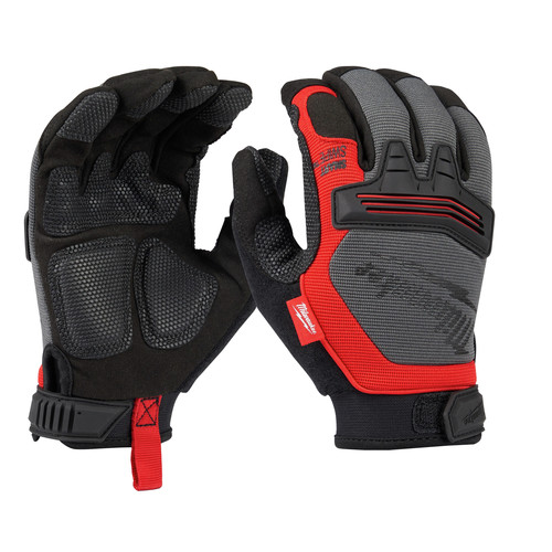 Milwaukee 48-22-8731 Demolition Work Gloves - Medium